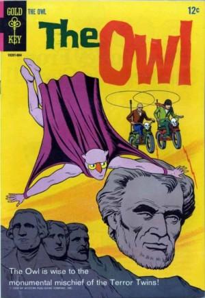 Owl (1967-1968)#2