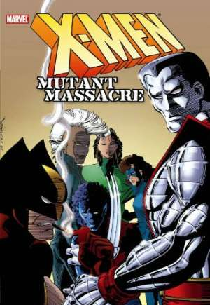 X-Men: Mutant Massacre (2011)#HC