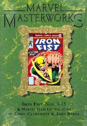 Marvel Masterworks: Iron Fist (2011-Present)#HC Vol 2B