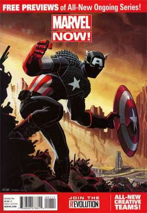 Marvel Now! Previews (2012-2013)#1
