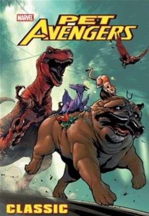 Pet Avengers Classic (2009)#TP