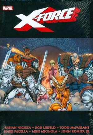 X-Force Omnibus (2013-Present)#HC Vol 1A
