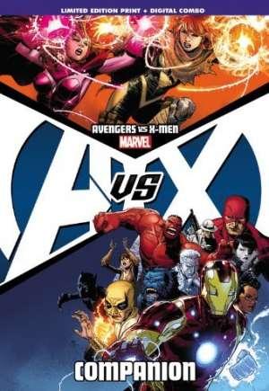Avengers vs. X-Men Companion (2013)#HC