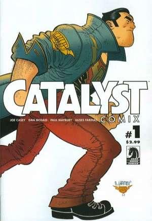 Catalyst Comix (2013-2014)#1