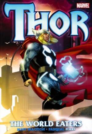 Thor: The World Eaters (2011)#HC