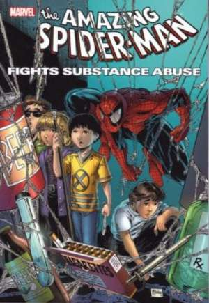 Amazing Spider-Man Fights Substance Abuse (2012)#TP