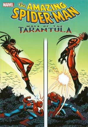 Amazing Spider-Man: Mark of the Tarantula (2013)#TP