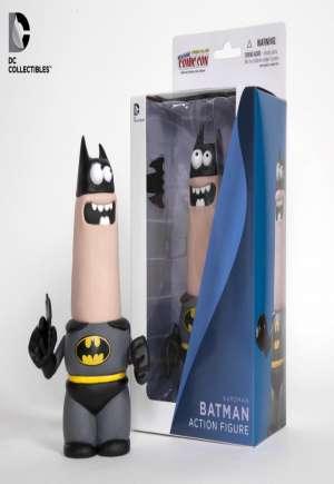 Aardman Batman - Exclusive (2012)#1