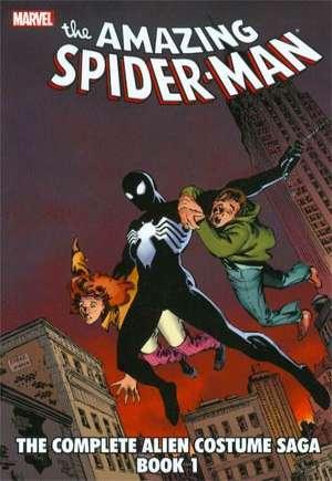 Amazing Spider-Man: The Complete Alien Costume Saga (2014-Present)#TP Vol 1