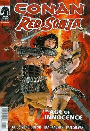 Conan/Red Sonja (2015)#1A