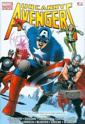 Uncanny Avengers Omnibus (2015)#HCA