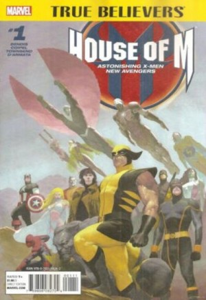 True Believers: House of M (2015) #1