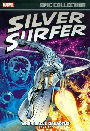 Silver Surfer Epic Collection (2014-Present)#TP Vol 1A