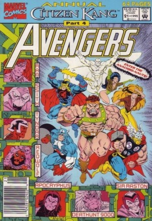 Avengers (1963-1996)#Annual 21A