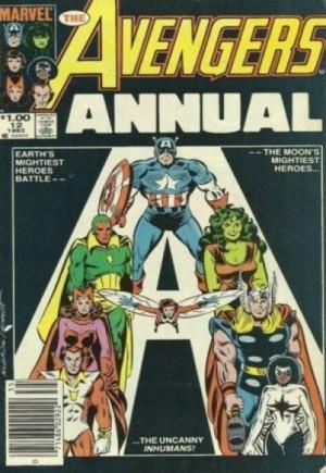 Avengers (1963-1996)#Annual 12A