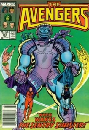 Avengers (1963-1996)#288A