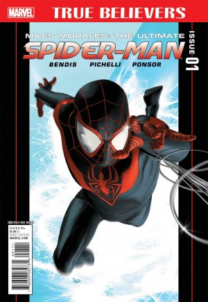 True Believers: Miles Morales: The Ultimate Spider-Man #1