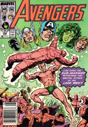 Avengers (1963-1996)#306A