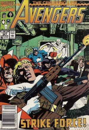 Avengers (1963-1996)#321A