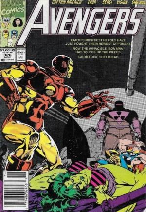 Avengers (1963-1996)#326A