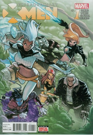 Extraordinary X-Men #1A