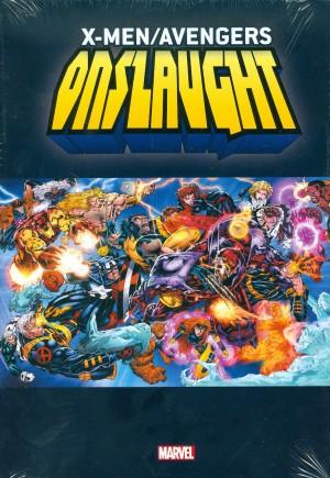 X-Men/Avengers: Onslaught#HC