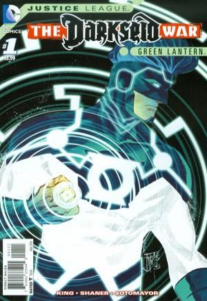 Justice League: Darkseid War: Green Lantern#1A