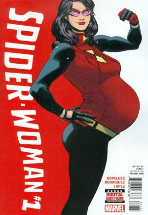 Spider-Woman (2016-Present) #1A