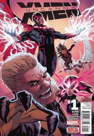 Uncanny X-Men (2016-2017)#1A