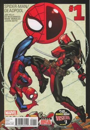 Spider-Man/Deadpool (2016-Present)#1A