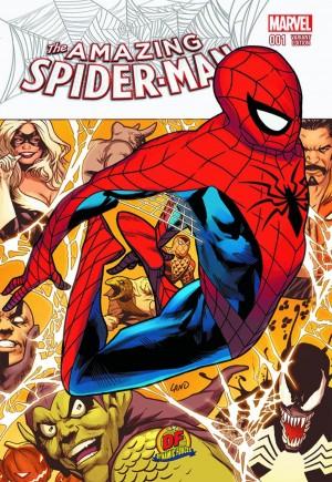 Amazing Spider-Man (2015-2017)#1U