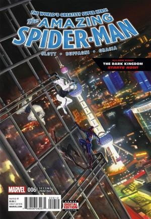 Amazing Spider-Man (2015-2017)#6B