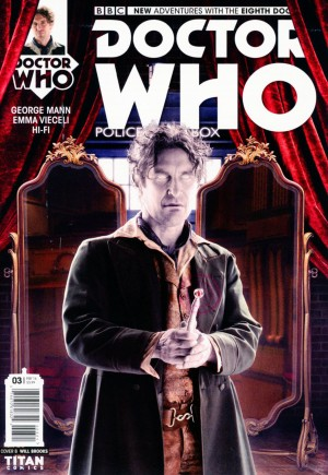Doctor Who: 8th Doctor#3B