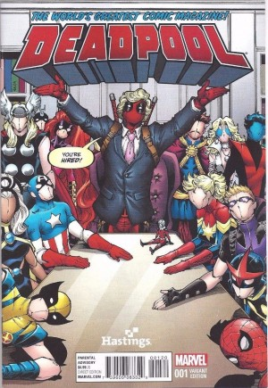 Deadpool (2016-2017)#1I