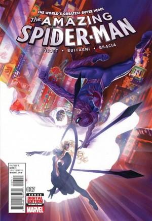 Amazing Spider-Man (2015-2017)#7A