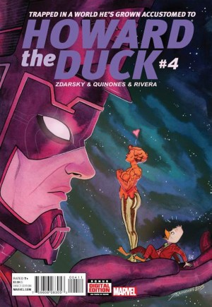 Howard the Duck (2015-Present) #4A