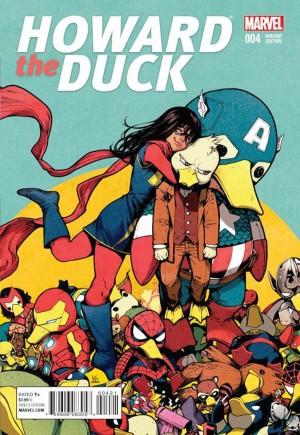 Howard the Duck (2015-Present)#4C