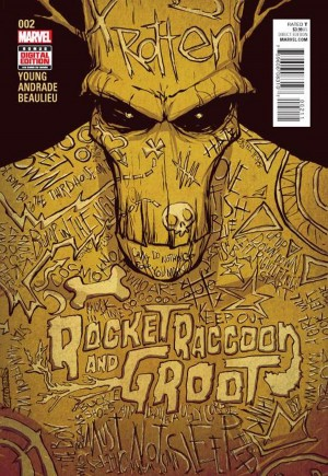 Rocket Raccoon And Groot (2016)#2A