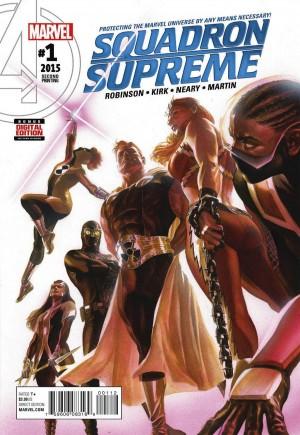 Squadron Supreme (2016-Present)#1E