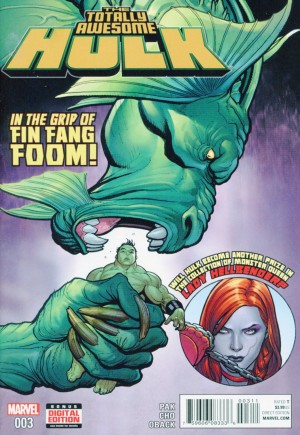 Totally Awesome Hulk#3A