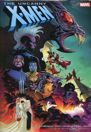 Uncanny X-Men Omnibus (2006-Present)#HC Vol 3A
