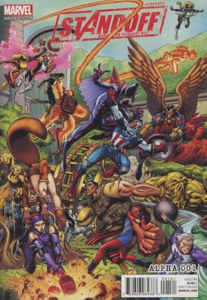 Avengers: Standoff - Assault On Pleasant Hill - Alpha #1B