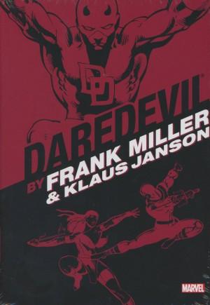 Daredevil by Frank Miller & Klaus Janson Omnibus#HCD