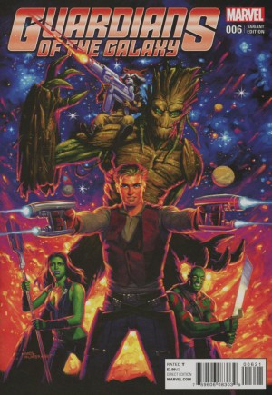 Guardians of the Galaxy (2015-2017) #6E