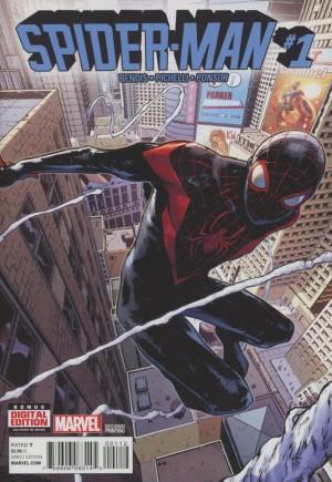 Spider-Man (2016-2017)#1F