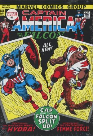 Captain America Omnibus (2011-Present)#HC Vol 2B