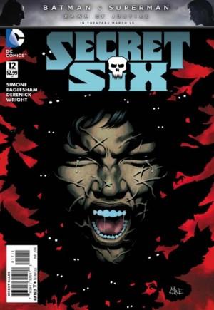 Secret Six (2015-2016)#12