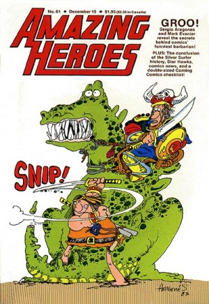 Amazing Heroes (1981-1992)#61