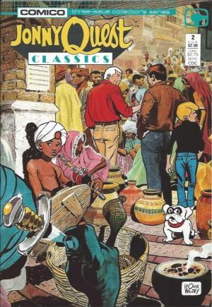 Jonny Quest Classics (1987)#2