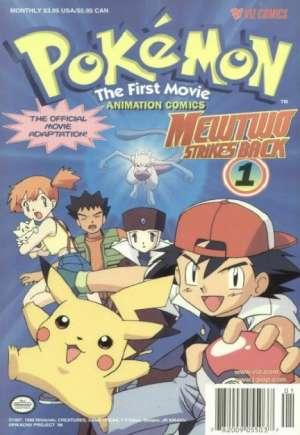Pokemon the First Movie: Mewtwo Strikes Back (1998)#1
